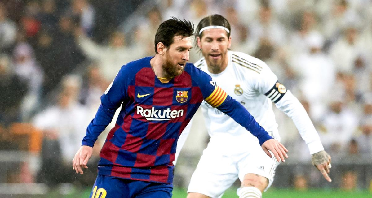 FC Barcelone – Real Madrid: volcan, pression et Covid-19... L'Espagne s'enflamme pour son Clasico