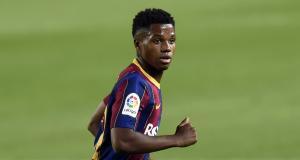Résultat Liga : le FC Barcelone et le Real Madrid dos-à-dos, Ansu Fati marque l'histoire (1-1, mi-temps)
