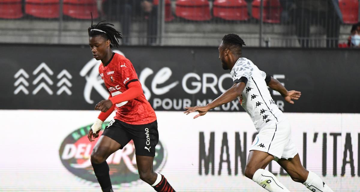 Stade Rennais : le FC Séville a un espion bien placé pour éteindre Camavinga