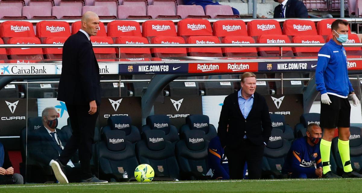 FC Barcelone – Real Madrid (1-3) : chat noir de Messi, Zidane règle son avenir et la polémique Ramos