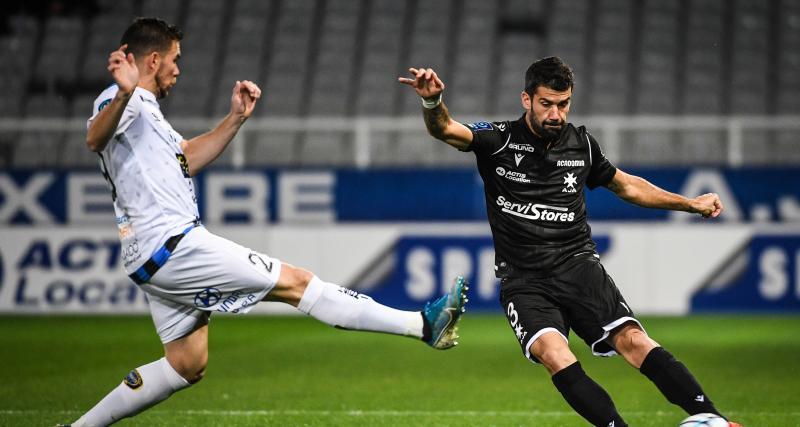 Résultats Ligue 2 : tous les scores et les buteurs de la 8e journée