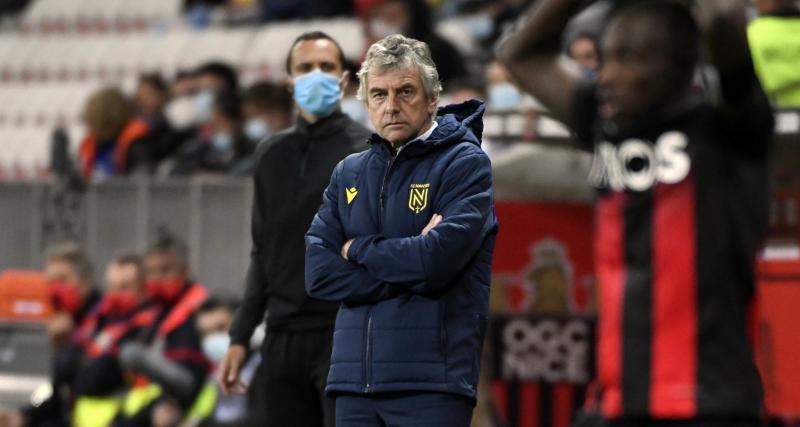 RC Lens – FC Nantes : Gourcuff, déçu du déplacement pour rien, confirme le contrôle positif de Girotto
