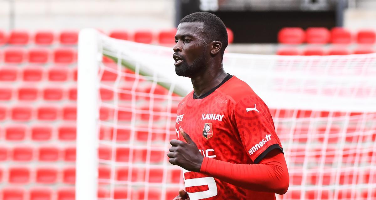 Stade Rennais : Mbaye Niang oublie l'échec ASSE avec une belle déclaration d'amour