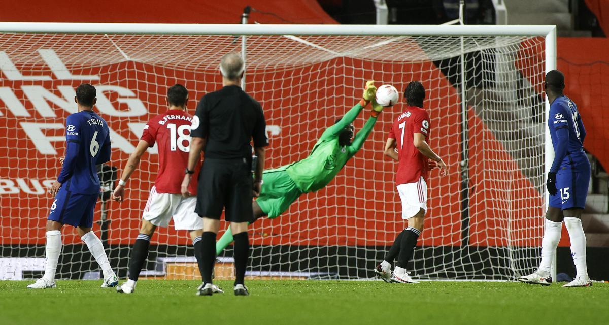 Stade Rennais : Mendy met l'Angleterre à ses pieds
