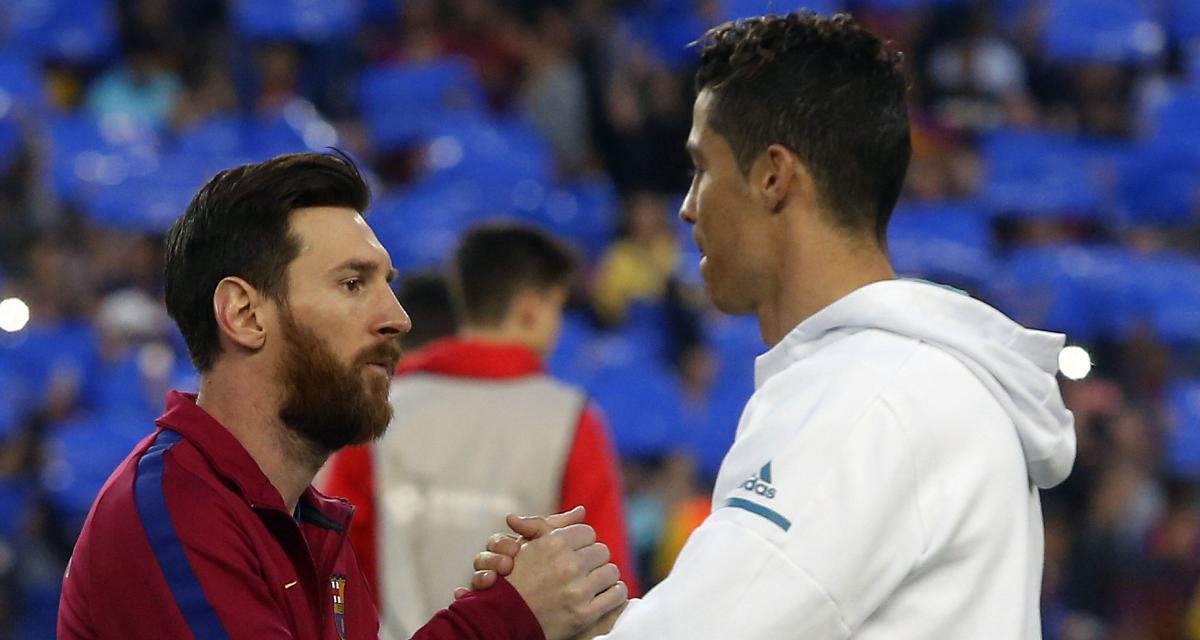 Juventus, FC Barcelone : une connaissance commune différencie Ronaldo et Messi