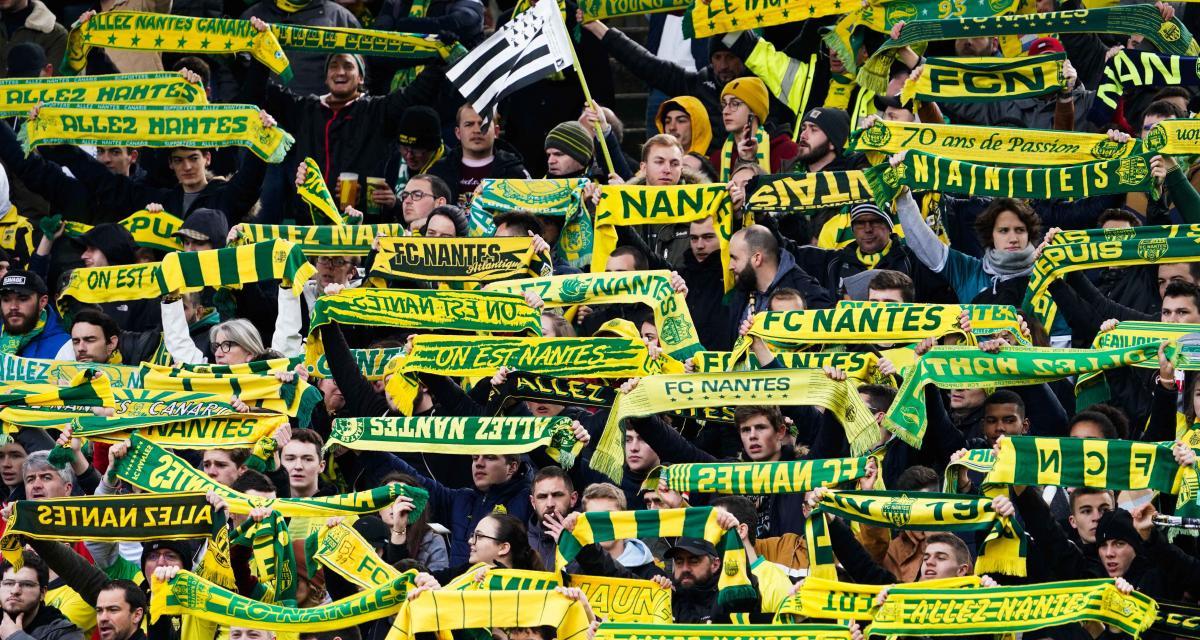 FC Nantes : le report du match contre le RC Lens enflamme les supporters