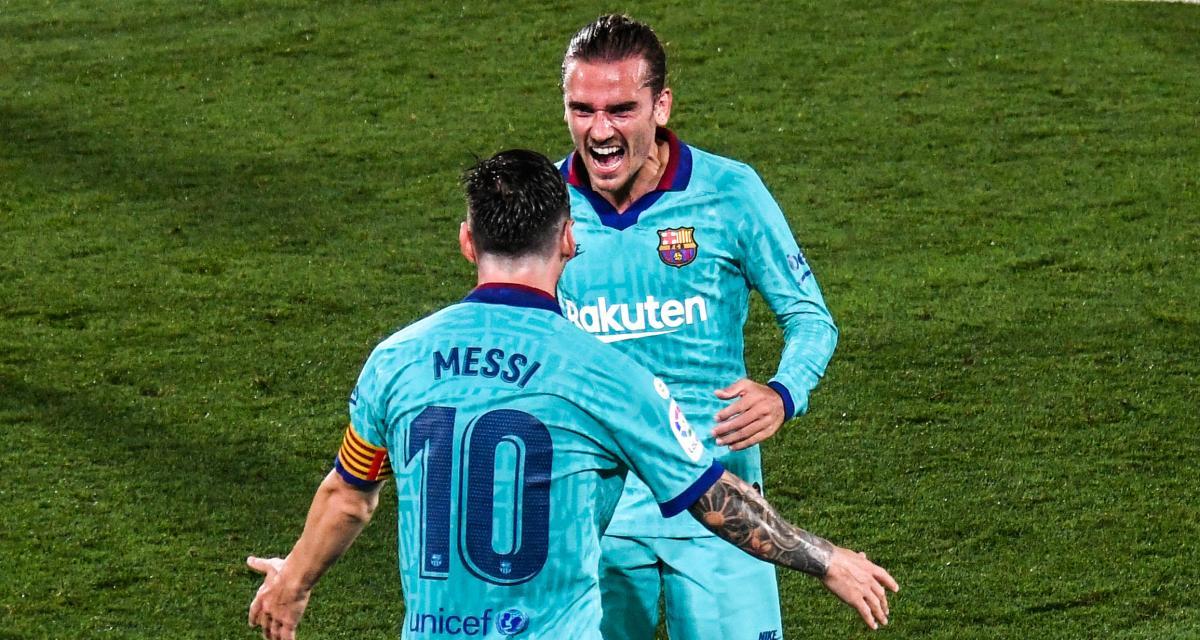 FC Barcelone : une ultime chance de briller à côté de Messi s'offre à Griezmann !