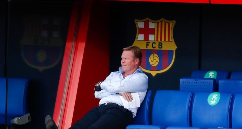 FC Barcelone - Real Madrid (1-3) : Ronald Koeman a trouvé le mal du Barça