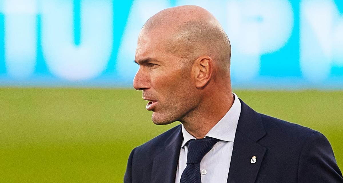 Real Madrid : un renfort de poids pour Zidane avant la Ligue de Champions !