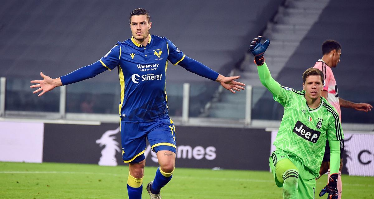 Résultat Juventus Turin : orpheline de Cristiano Ronaldo, la Vieille Dame patine face à l'Hellas Vérone