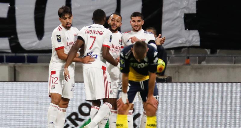OL - AS Monaco (4-1) : l'attaque confirme son réveil, les notes des Gones