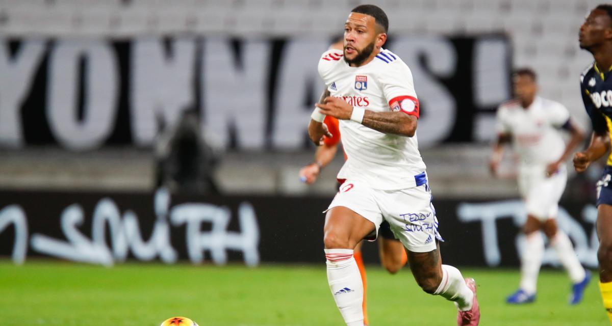 OL - AS Monaco (4-1) : Depay et Lopes pointent une défaillance