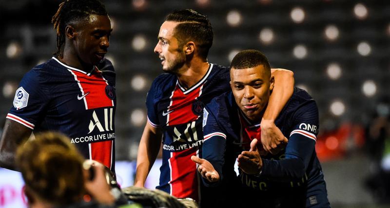PSG : cette figure du FC Nantes fait briller les yeux de Mbappé