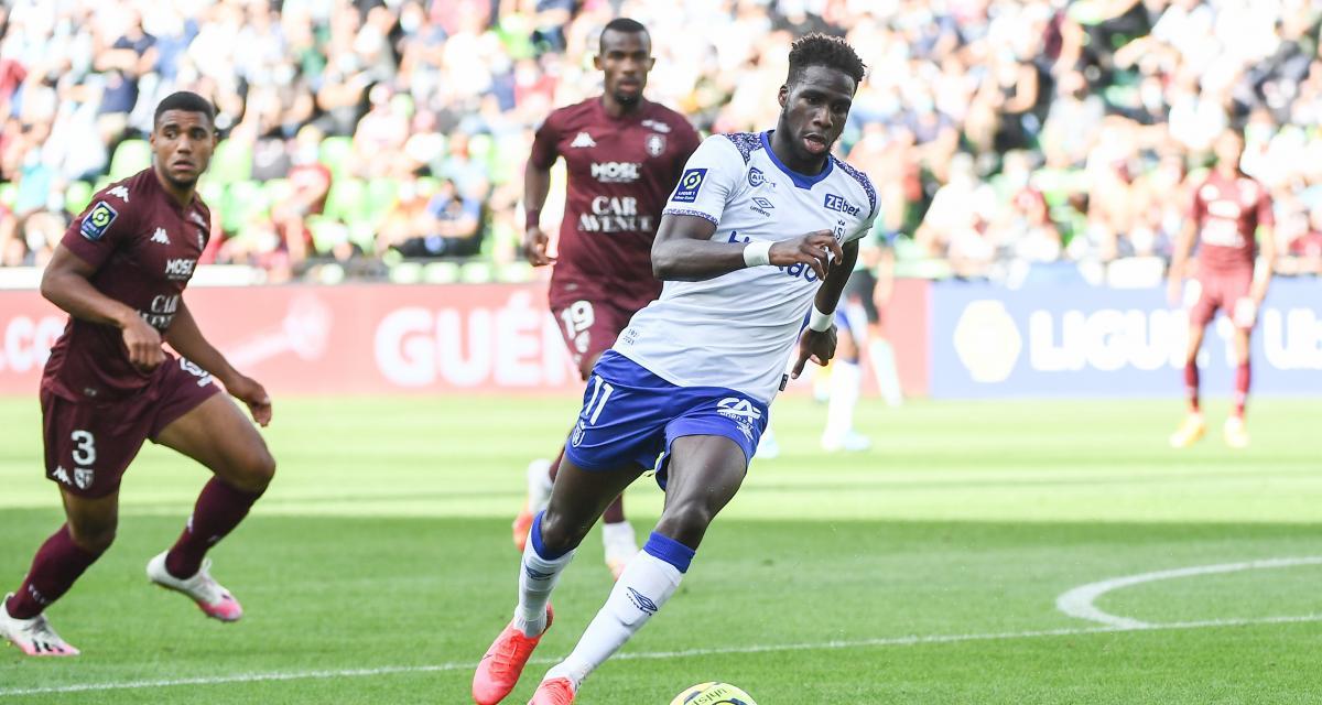Stade de Reims, OM - Mercato : la discussion qui a tout changé pour Boulaye Dia