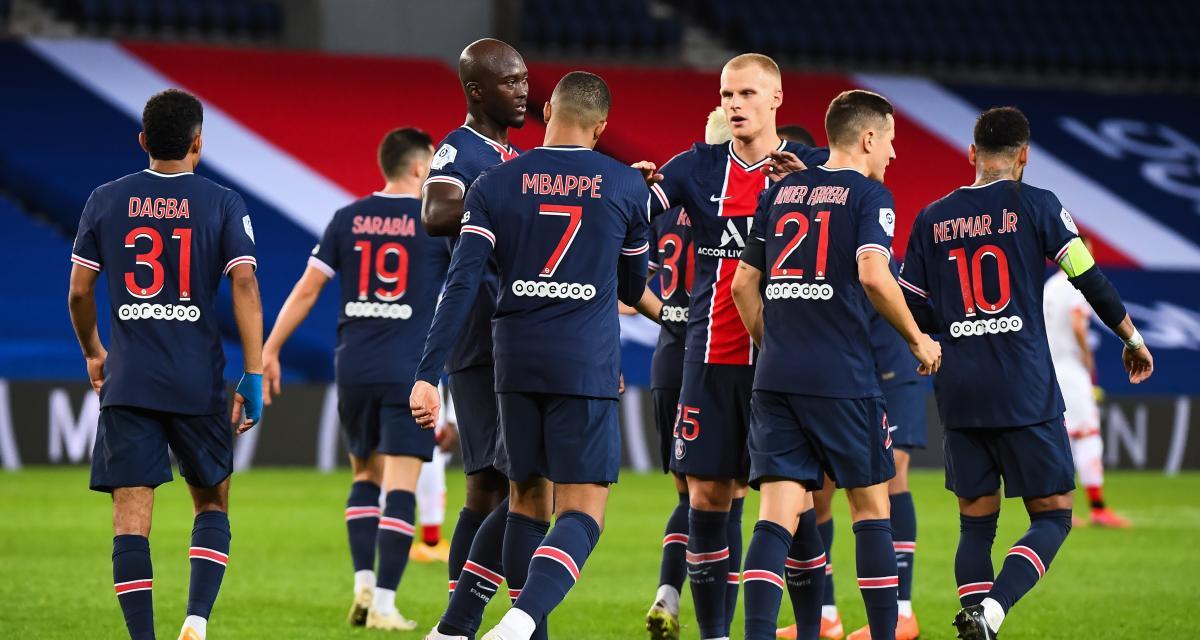 PSG – Mercato: le Top 10 des joueurs les mieux cotés chez les Parisiens
