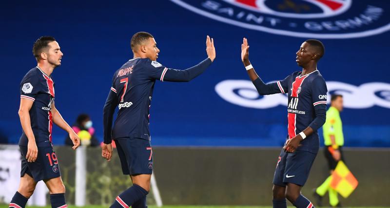 PSG : Mbappé affûte ses armes avant Basaksehir et le FC Nantes