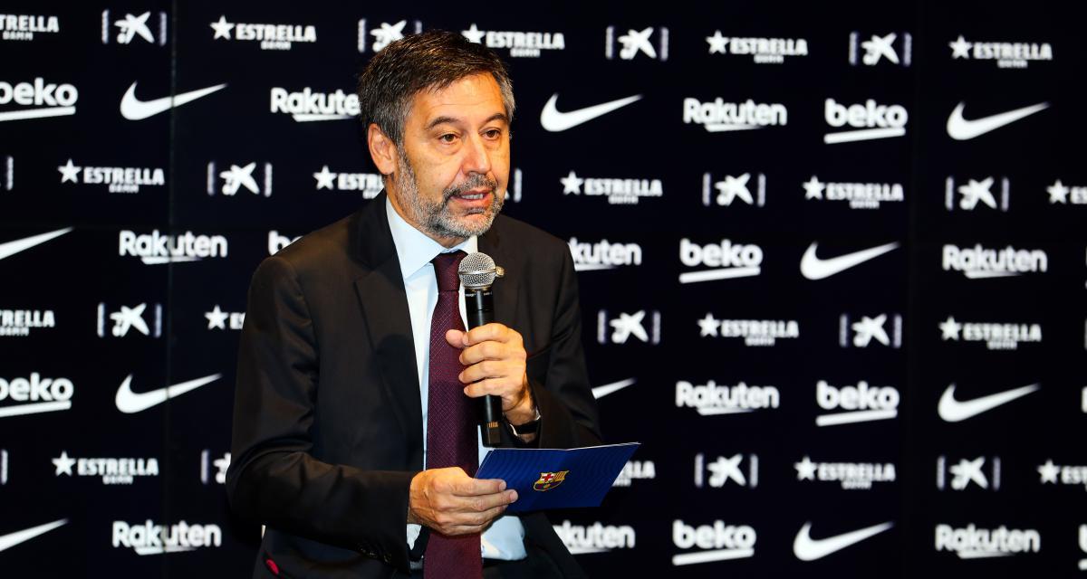 FC Barcelone : Bartomeu ne veut pas démissionner et fait une annonce sur l'avenir de Messi