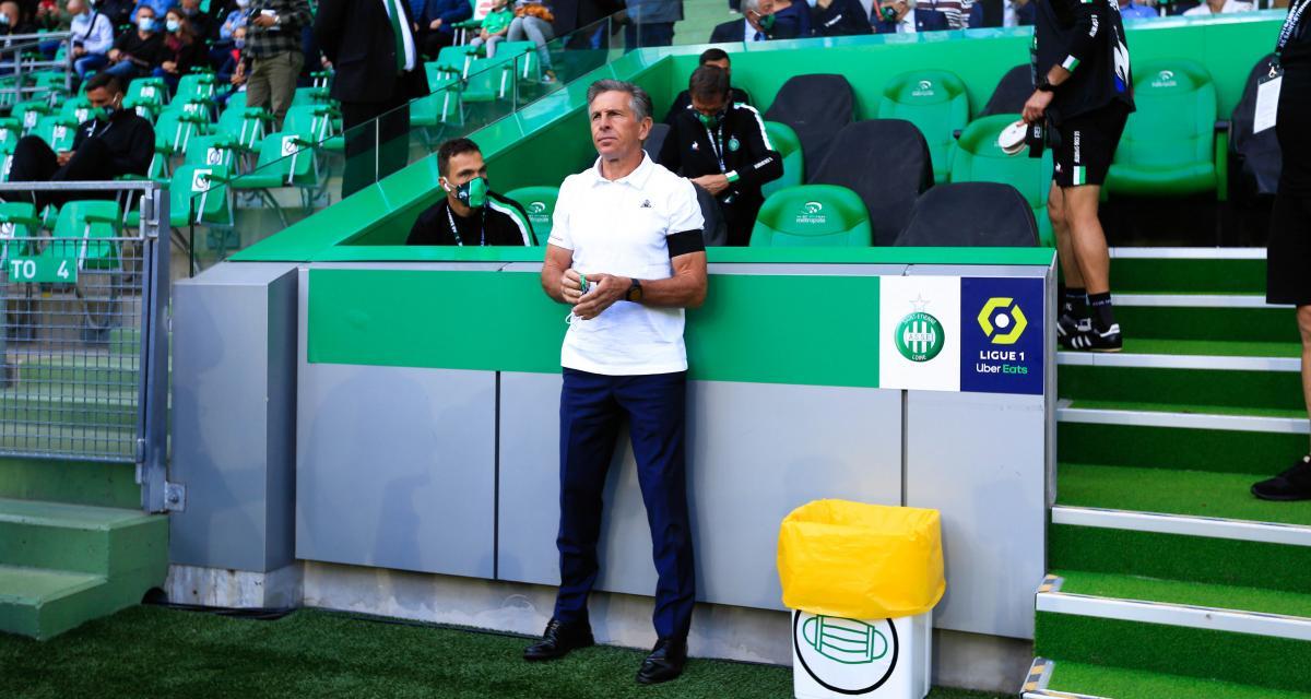 ASSE : Puel reçoit enfin des signes positifs face à Montpellier !