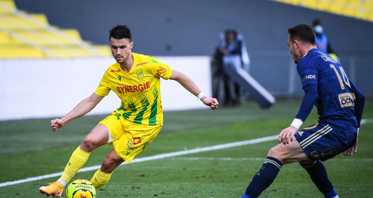 FC Nantes : encore une tuile pour les Canaris avant le PSG