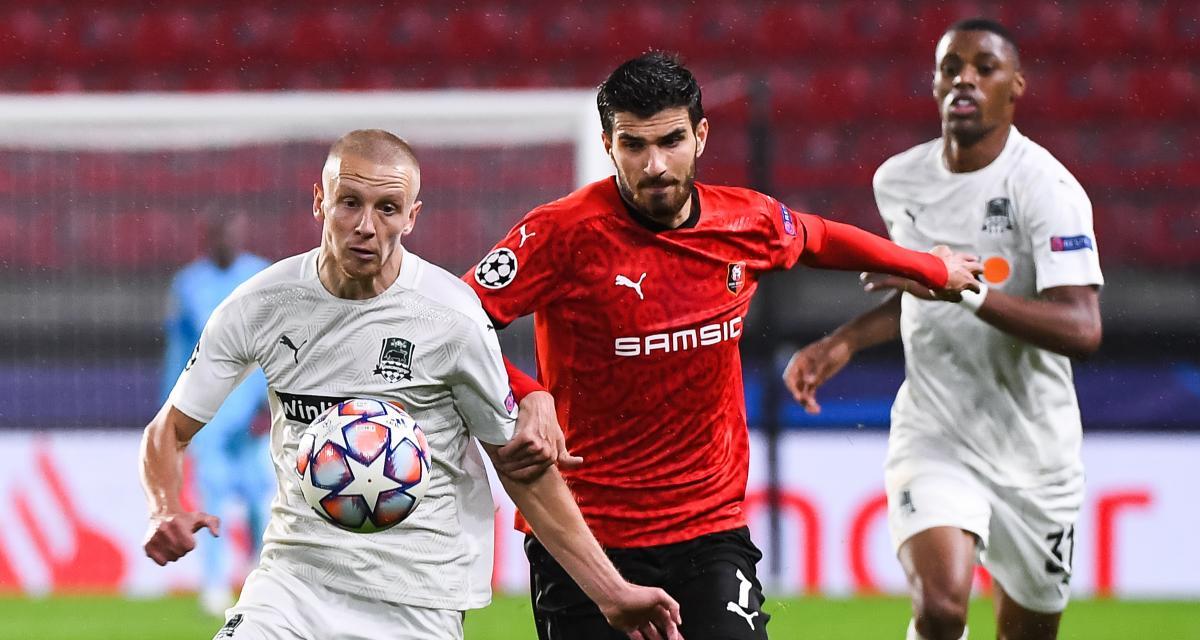 """Stade Rennais : le match contre Krasnodar, une """"bombe virale"""""""
