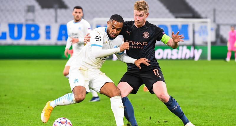 Résultats Champions League : passe de 11 pour l'OM, logiquement dominé par City (terminé)