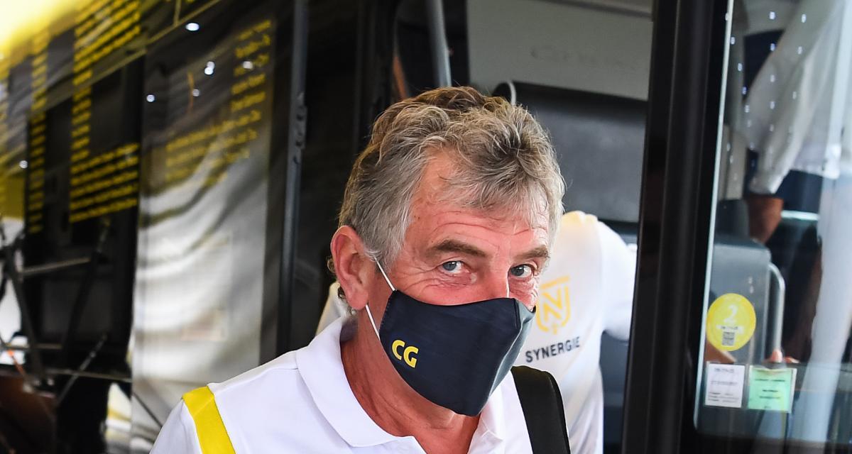 FC Nantes : Gourcuff est confronté à un terrible casse-tête contre le PSG