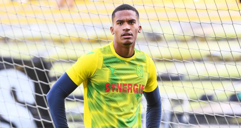 FC Nantes : Alban Lafont fait part de sa frustration avant de recevoir le PSG