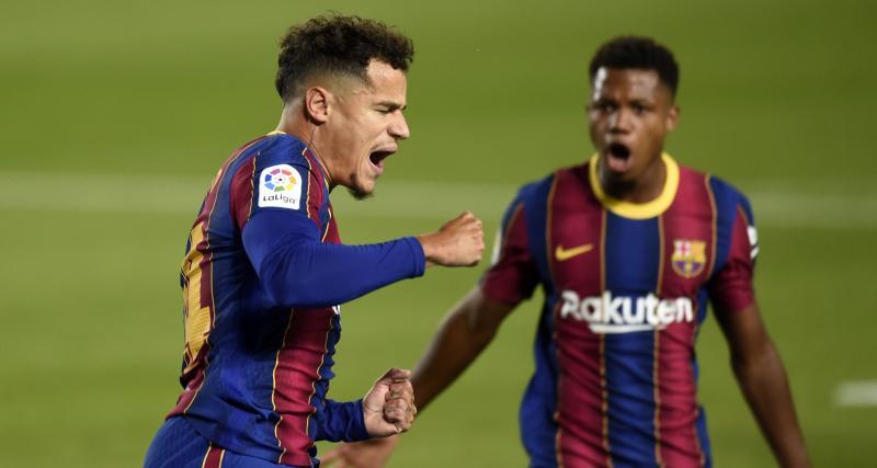 FC Barcelone : Messi a un CR7 brésilien à ses côtés