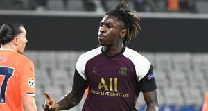 Basaksehir - PSG (0-2) : Moise Kean fait marquer des points à Leonardo face à Tuchel