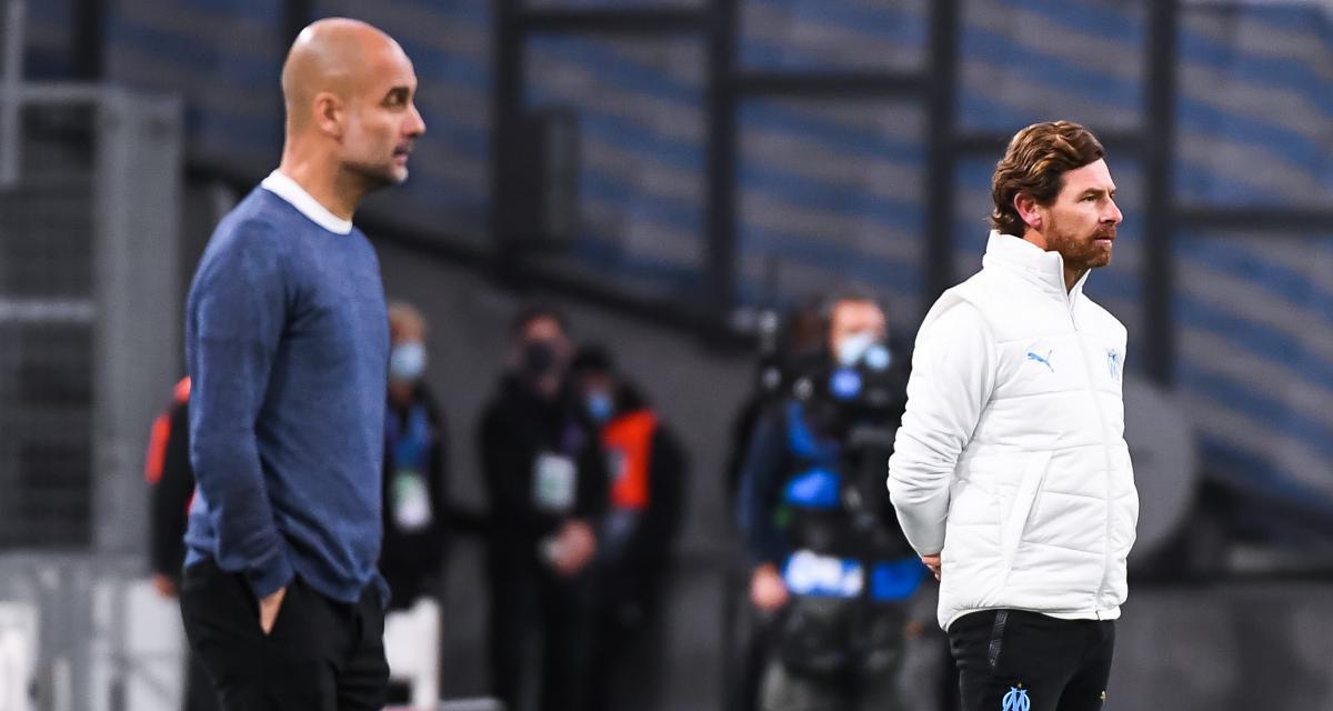 OM - Manchester City (0-3) : comment Guardiola a piégé Villas-Boas
