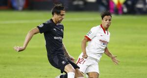 Résultats Champions League : le Stade Rennais plie mais ne rompt pas, le FC Barcelone mène (mi-temps)