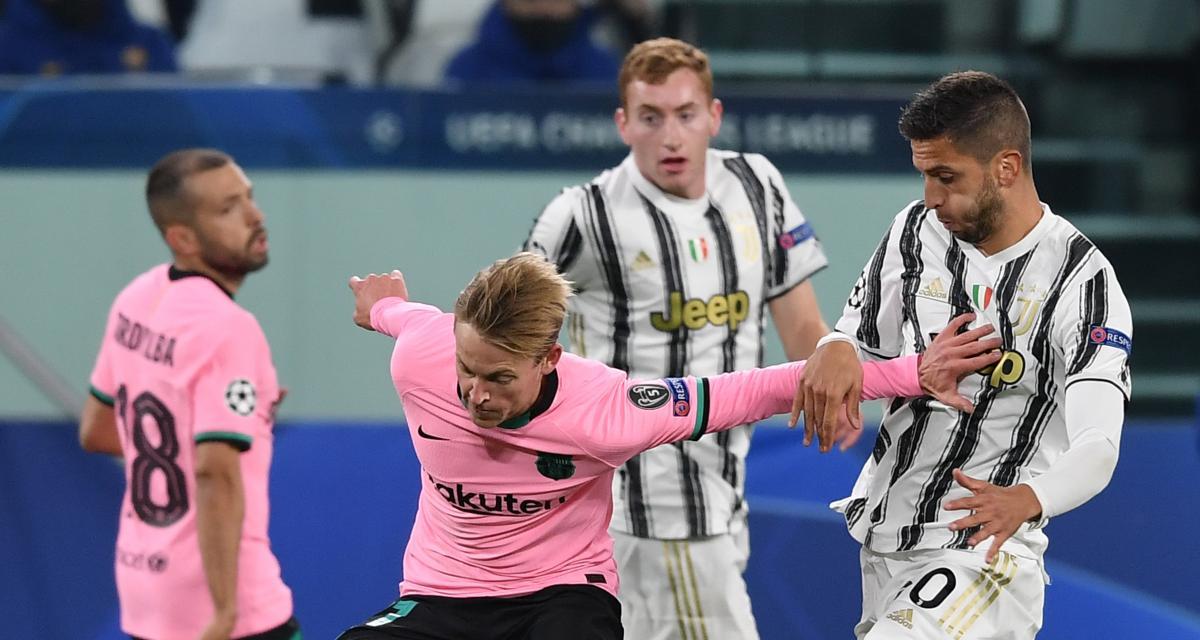 Juventus - FC Barcelone (0-2) : une victoire qui ravive la plaie du Clasico