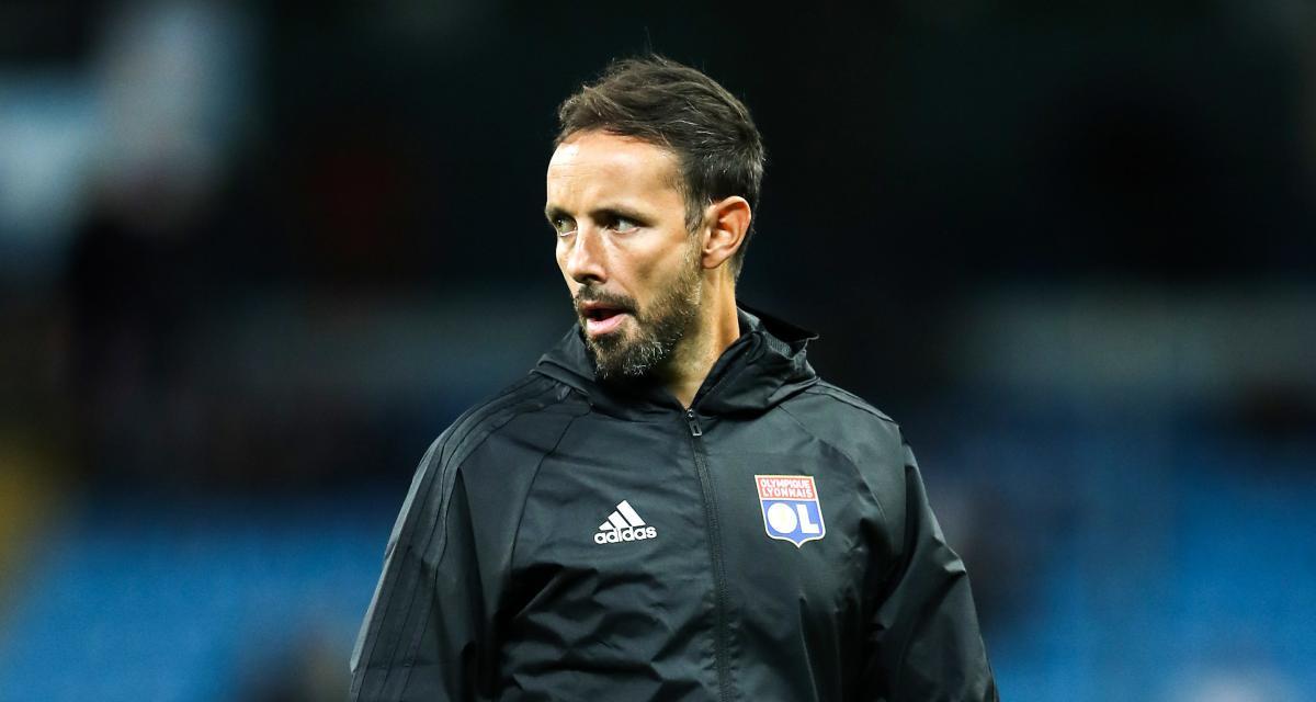 OL : Rudi Garcia a accueilli un renfort inattendu