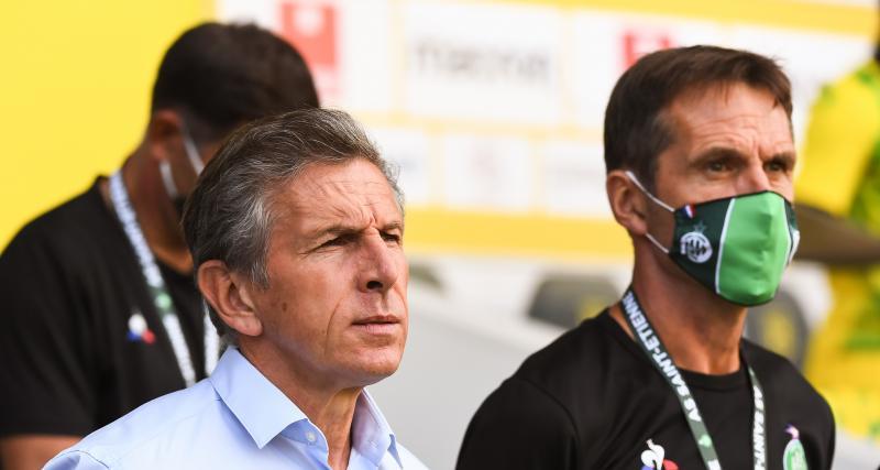 ASSE, Stade de Reims : Puel et Guion souffrent du même mal cette saison