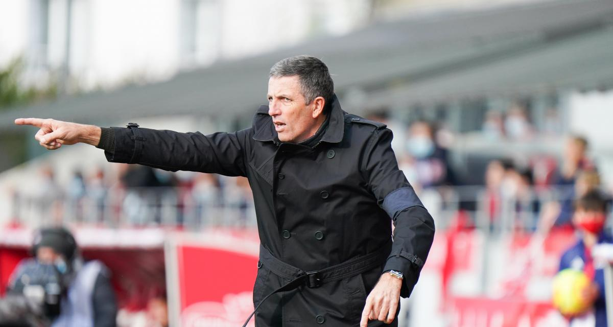 RC Strasbourg : Laurey reçoit deux bonnes nouvelles venues du Stade de Reims