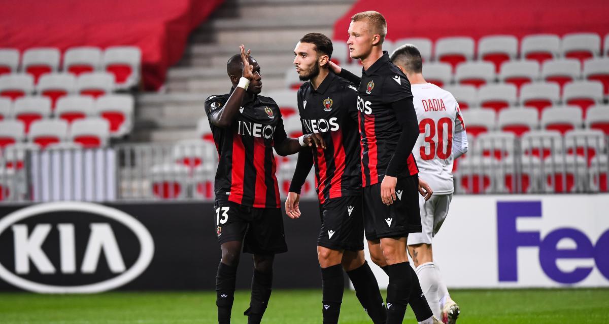 Résultats Ligue Europa : l'OGC Nice se relance contre Beer Sheva, les scores