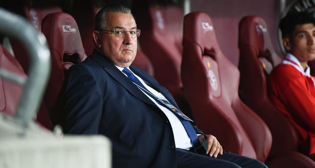 Stade de Reims: Jean-Pierre Caillot lance un appel à l'aide pour le foot français