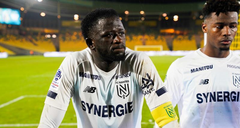 FC Nantes: Mercato, brassard retiré, faux départ... Abdoulaye Touré n'a pas d'états d'âme