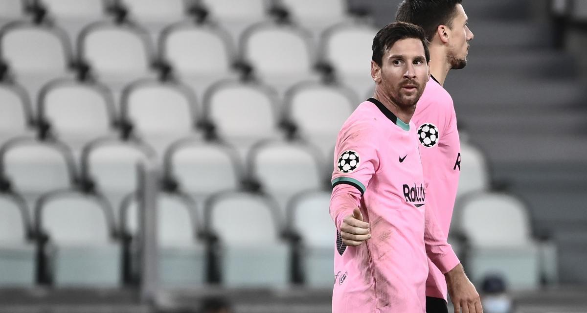 Juventus – FC Barcelone (0-2): la faim de Messi a laissé bouche bée un coach de légende