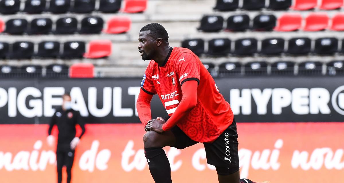 ASSE, Stade Rennais- Mercato: Niang toujours pas remis depuis son prêt raté chez les Verts!