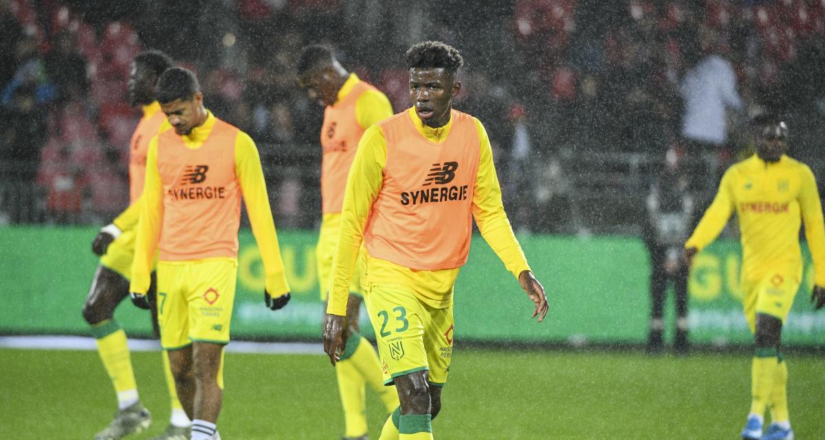 FC Nantes: après Mendy, un deuxième Canari proche d'être blacklisté?