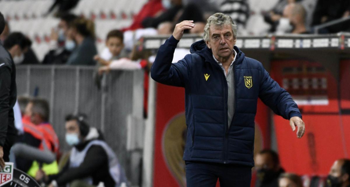 FC Nantes: Gourcuff se donne encore «quelques mois» chez les Canaris