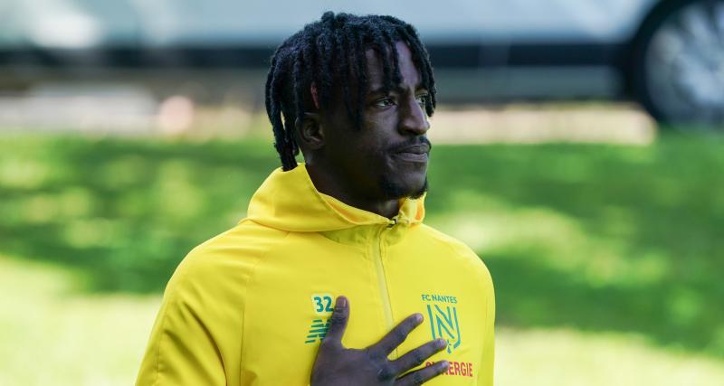 FC Nantes: le bouleversant message de Kader Bamba après le suicide d'un jeune footballeur