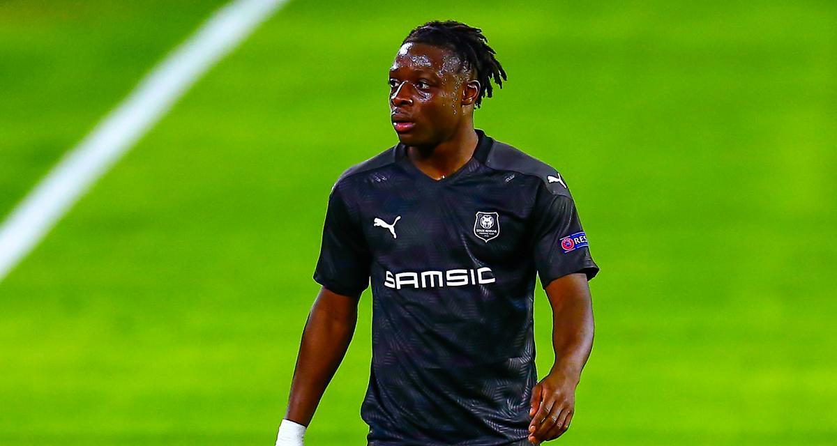 Stade Rennais – Mercato : Stéphan écarte une comparaison plombante pour sa pépite Doku
