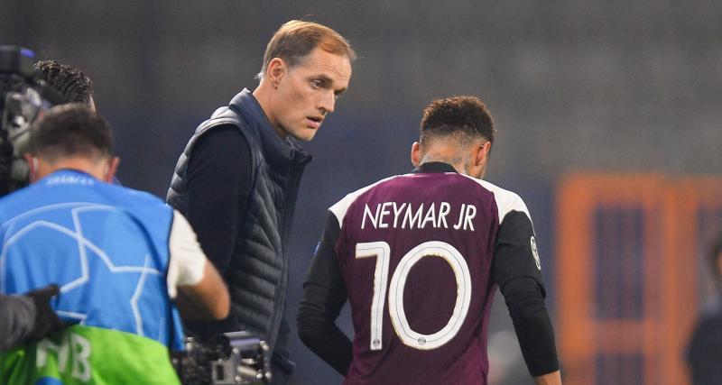 PSG : Tuchel met en garde le Brésil avec Neymar