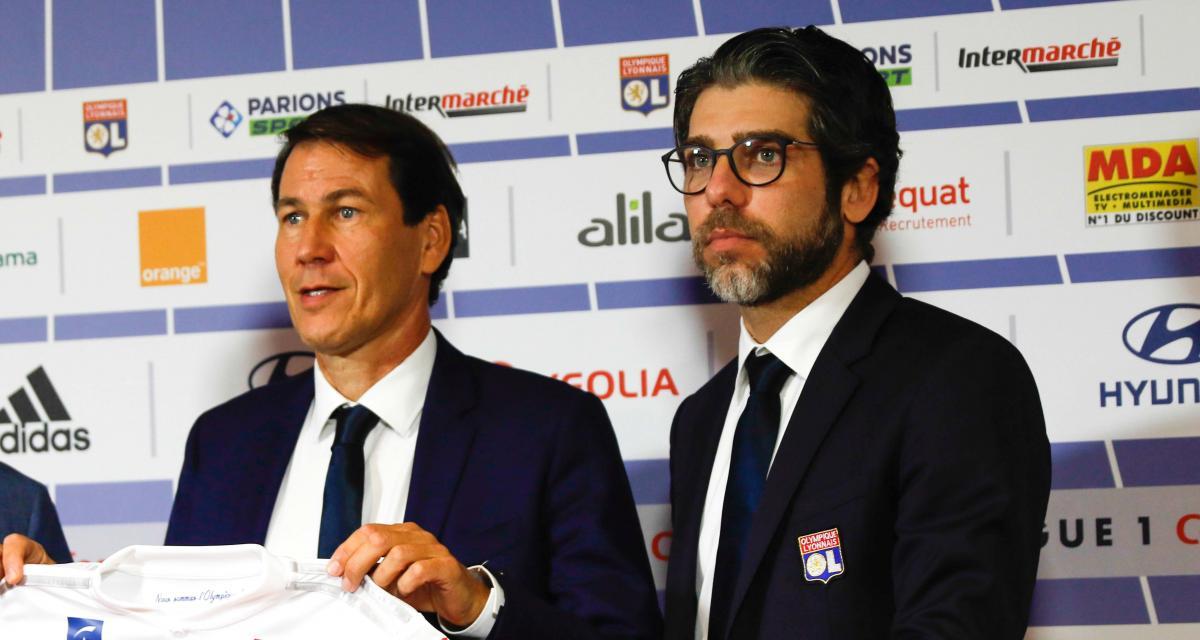 OL : un nouveau nœud de tensions entre Juninho et Rudi Garcia avant le LOSC ?