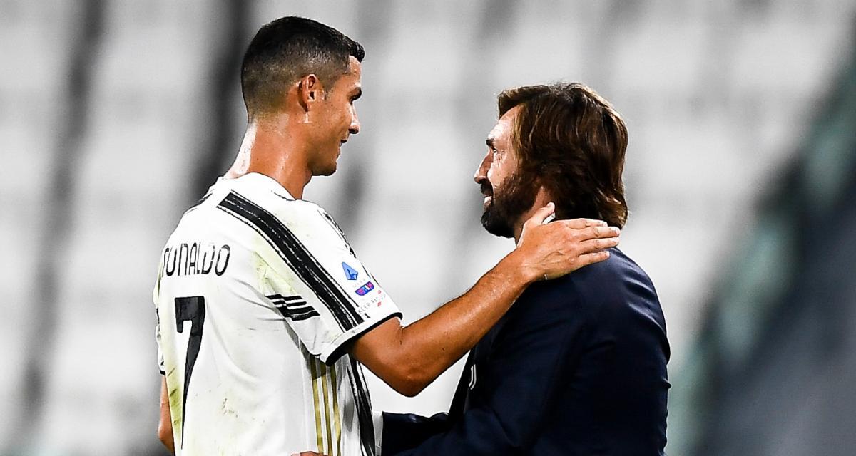Juventus : Ronaldo va décider lui-même s'il jouera demain