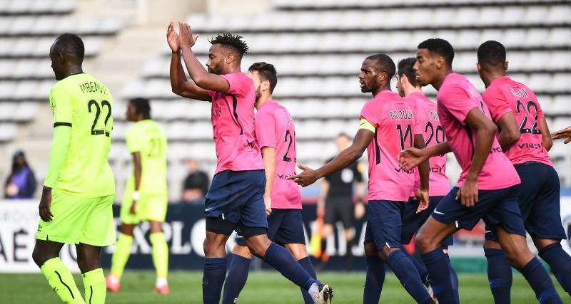 Résultat L2: le Paris FC gagne le choc contre Caen (3-1) et creuse l'écart!