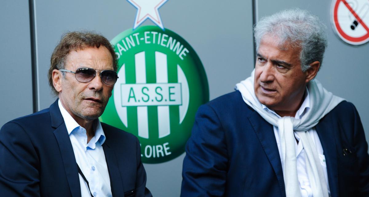 ASSE: la Covid, Mediapro... Un nouveau coup dur se confirme pour les Verts
