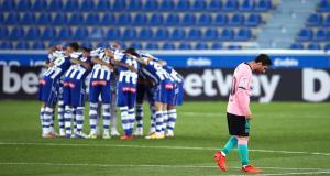 Résultat Liga: Griezmann sauve un petit FC Barcelone à Alaves (1-1)